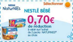 Bon Plan Compotes Naturnes Nestle Chez Auchan Catalogues Promos Bons Plans Economisez Anti Crise Fr