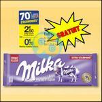 Bon Plan Milka : 2 Tablettes Extra Gourmand Gratuites chez Carrefour - anti-crise.fr