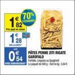 Bon Plan Garofalo : Le Paquet de Pâtes à 0,14€ chez Carrefour Market - anti-crise.fr
