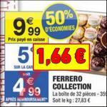 Bon Plan Ferrero : 3 Boîtes Collection pour 4,98€ che Carrefour Market - anti-crise.fr