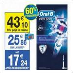 Bon Plan Brosse à Dents Electrique Oral-B chez Carrefour Market - anti-crise.fr