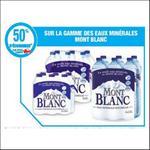 Bon Plan Eau Mont Blanc chez Auchan - anti-crise.fr