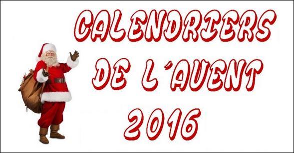 Calendriers de l'Avent Noël 2016 - anti-crise.fr