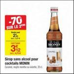Bon Plan Sirop Monin chez Carrefour - anti-crise.fr