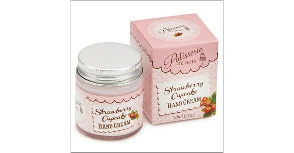 Test de Produit Sondages Rémunérés : Crème pour les mains Parfum Strawberry Cupcake Rose & Co - anti-crise.fr