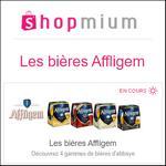 Offre de Remboursement Shopmium : 4 Offres sur Les Bières Affligem - anti-crise.fr