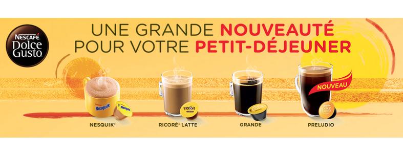 Echantillon NESCAFÉ® Dolce Gusto® : 30 000 Coffrets Offerts - anti-crise.fr
