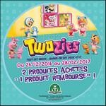 Offre de Remboursement Giochi Preziosi : Le 2ème Twozies 100 % remboursé - anti-crise.fr