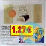 Bon Plan Carte d'Or : Bûche Glacée à 1,27€ chez Leclerc - anti-crise.fr