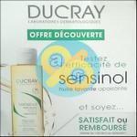 Offre de Remboursement Ducray : Huile Lavante Sensinol Satisfait ou 100% Remboursé - anti-crise.fr