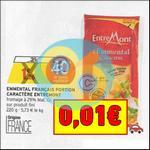 Bon Plan EntreMont : Emmental Caractère à 0,01€ chez Intermarché - anti-crise.fr
