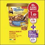 Bon Plan Le Grand Pot de Mousse La Laitière chez Match - anti-crise.fr