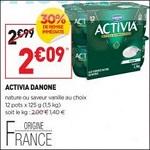 Bon Plan Activia X12 chez Simply - anti-crise.fr