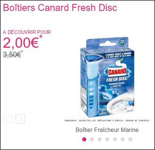 Bon Plan Boitier Canard WC chez Auchan - anti-crise.fr