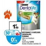 Bon Plan Dentalife Purina chez Auchan - anti-crise.fr