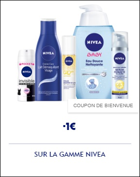 Bon Plan Crème de Douche Nivea Partout - anti-crise.fr