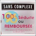Offre de Remboursement Sans Complexe : Lingerie Pure Beauty Satisfait ou 100% Remboursé - anti-crise.fr