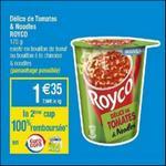 Bon Plan Soupe Royco Cup chez Cora - anti-crise.fr