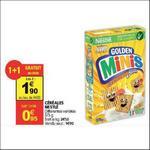Bon Plan Céréales Cini Minis et Golden Minis chez Auchan - anti-crise.fr