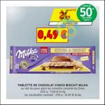 Bon Plan Tablettes de Chocolat Extra-Gourmand Milka chez Intermarché - anti-crise.fr
