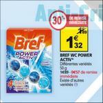 Bon Plan Bref WC Power Activ chez Auchan - anti-crise.fr
