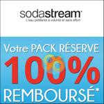 Offre de Remboursement Sodastream : Pack Réserve 100% Remboursé - anti-crise.fr