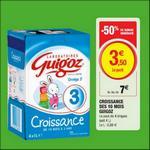 Bon Plan Lait Guigoz Croissance chez Hyper U - anti-crise.fr