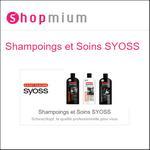 Offre de Remboursement Shopmium : 3 Offres sur les Shampoings et Soins SYOSS - anti-crise.fr