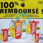 Offre de Remboursement Vittel : Votre Produit 100% Remboursé - anti-crise.fr