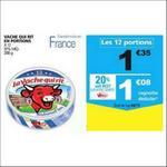 Bon Plan La Vache Qui Rit chez Auchan - anti-crise.fr