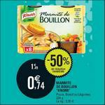 Bon Plan Knorr : Marmite de Bouillon à 0,24€ chez Leclerc - anti-crise.fr