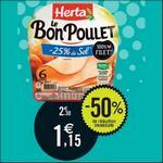 Bon Plan Le Bon Poulet Herta chez Leclerc - anti-crise.fr