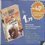 Bon Plan Préparation pour Madeleines au Chocolat Nestlé chez Leclerc - anti-crise.fr