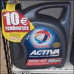 Offre de Remboursement Total : Jusqu'à 10€ Remboursés Sur un Produit du Rayon Auto - anti-crise.fr