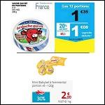 Bon Plan La Vache Qui Rit et Babybel chez Auchan - anti-crise.Fr