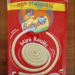 Offre de Remboursement Babybel : Mini Roulés 100% Remboursé - anti-crise.fr