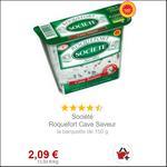 Bon Plan Roquefort Société Cave Saveur partout - anti-crise.fr