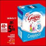Bon Plan Guigoz Croissance chez Auchan - anti-crise.fr
