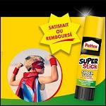 Offre d'Essai Pattex : Super Stick Satisfait ou Remboursé - anti-crise.fr