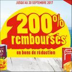 Offre de Remboursement Findus : Votre Poisson 200% Remboursé en Bons - anti-crise.fr