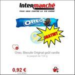 Bon Plan Oreo Classique chez Intermarché - anti-crise.fr