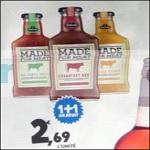 Bon Plan Sauce Made For Meat Kuhne chez Leclerc - anti-crise.fr