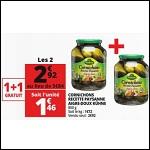 Bon Plan Cornichons Aigres-Doux Kuhne chez Auchan - anti-crise.fr