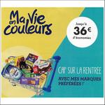 Livret Ma Vie En Couleurs de Septembre 2017 : 33 Bons de Réduction - anti-crise.fr