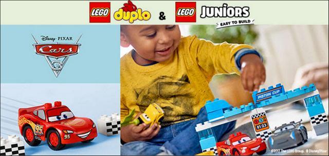 Test de Produit Les Initiés : Lego® Duplo® ou Lego® Juniors - anti-crise.fr