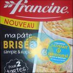 Offre de Remboursement Francine : Préparation 100% Remboursé en 1 Bon - anti-crise.fr
