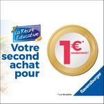 Offre de Remboursement Ravensburger : Second Jeu Récré Educative à 1€ - anti-crise.fr