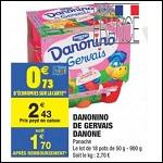 Bon Plan Danonino chez Carrefour Market - anti-crise.fr