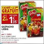 Bon Plan Gazpacho Liebig chez Auchan Supermarché - anti-crise.fr