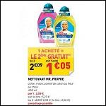 Bon Plan Gel Concentré Mr Propre chez Simply Market - anti-crise.Fr